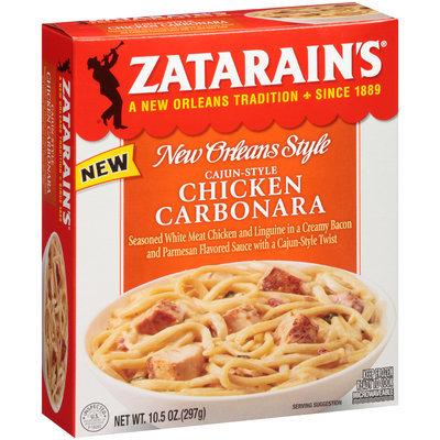Zatarain's® New Orleans Style Cajun-Style Chicken Carbonara 10.5 oz. Box