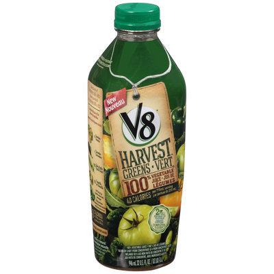 V8® Harvest™ Greens 100% Vegetable Juice