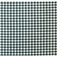 Stwd Gingham Check Fitted Cradle Sheet Color: Hunter Green