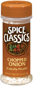 Spice Classics Chopped Onion 2 Oz Shaker