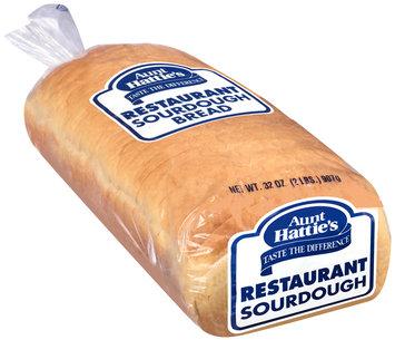 Aunt Hattie's Sourdough Restaurant Bread 32 oz. Package