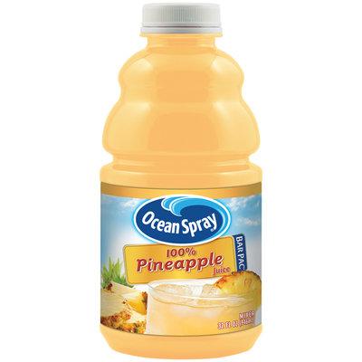Ocean Spray® 100% Pineapple Juice Bar Pac™ Mixer 32 fl. oz. Bottle