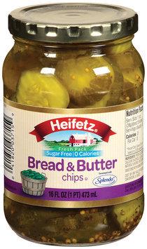 Heifetz® Bread & Butter Chips