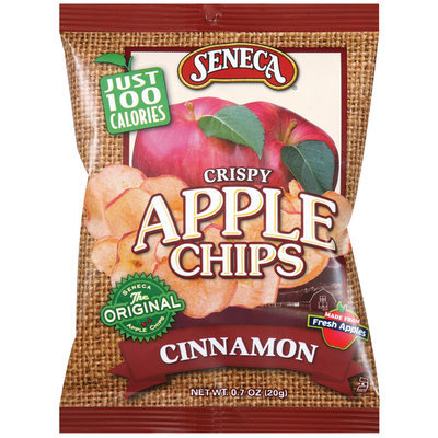 Seneca® Crispy Cinnamon Apple Chips .7 Oz Bag