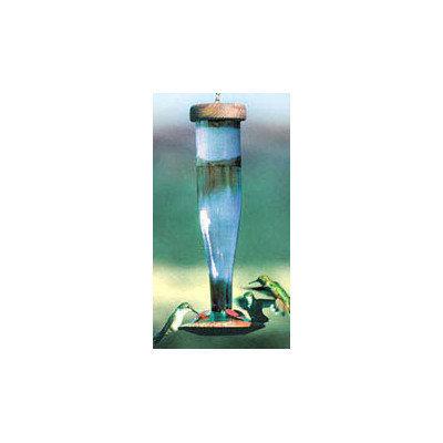 Schrodt PBBSHBLS Sapphire Hummingbird Feeder Lantern