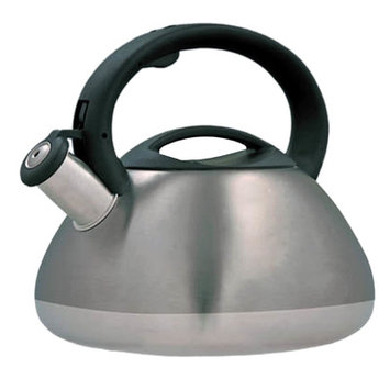Creative Home Sphere 3.0 qt. Stainless Steel Tea Kettle