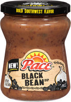 Pace® Black Bean Dip 15 oz. Jar