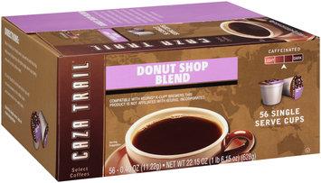 Caza Trail® Donut Shop Blend Medium Coffee 56-0.40 oz. Cups
