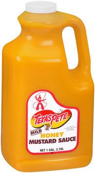 Texas Pete® Mild Honey Mustard Sauce 128 oz. Jug