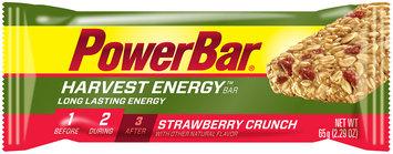 PowerBar Harvest Energy Bar Strawberry Crunch