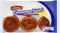 Mrs. Freshley's® Cinnamon Twirls Sweet Rolls 6 oz. Wrapper
