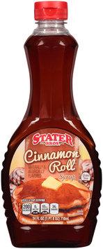 Stater Bros.® Cinnamon Roll Syrup 24 fl. oz. Bottle