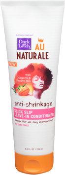 Dark and Lovely® Au Naturale Anti-Shrinkage Slick Slip Leave-In Conditioner for All Hair Types 8.5 fl. oz. Tube