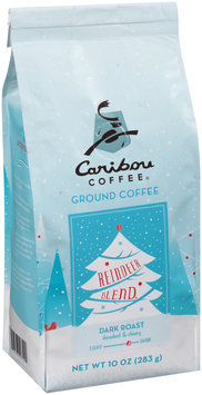 Caribou Coffee® Reindeer Blend® Dark Roast Ground Coffee 10 oz. Bag
