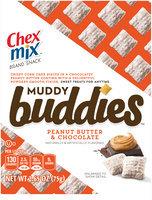 Chex Mix™ Muddy Buddies™ Peanut Butter & Chocolate Snack Mix 2.65 oz. Bag
