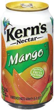 Kern's Mexico Mango Nectar 11.5 Oz Can