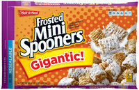 Malt-O-Meal® Frosted Mini Spooners® Cereal 68 oz. ZIP-PAK®