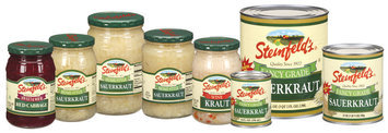 Steinfeld's Group of 8 Cans & Jars