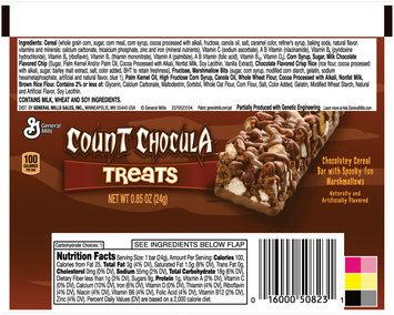 Count Chocula™ Treats 0.85 oz. Wrapper