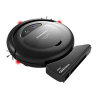 Techko Maid - Super Maid Robotic Vacuum - Black