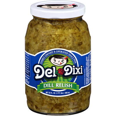 Del-Dixi® Dill Relish