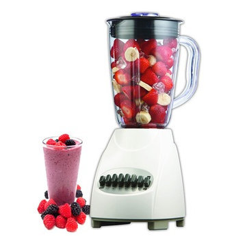 Cookinex 12 Speed Blender Color: White