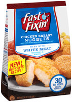 Fast Fixin'® Breaded Chicken Breast Nuggets 24 oz. Bag