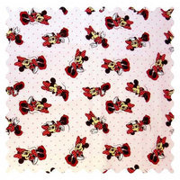 Stwd Minnie Mouse Fabric by the Yard