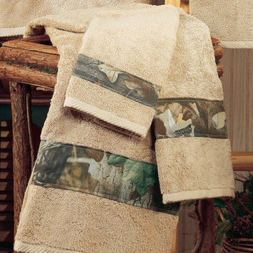 Realtree Timber Towel Set