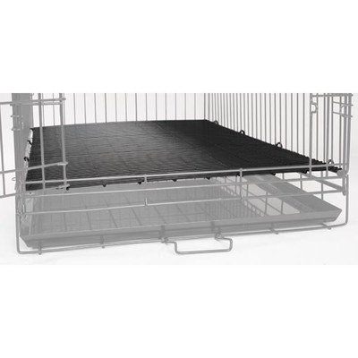 ProSelect Cage Floor Grate - Black, X-Large - 48 in.