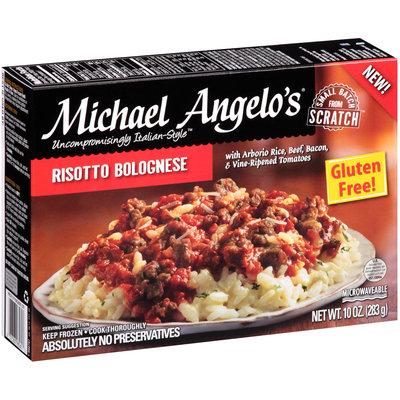 Michael Angelo's® Risotto Bolognese 10 oz. Box