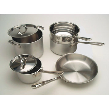 All Clad MC2 9pc Cookware Set