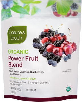 Nature's Touch™ Organic Power Fruit Blend 32 oz. Stand-Up Bag