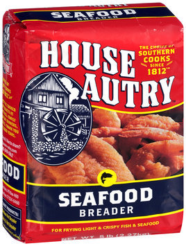 House Autry™ Seafood Breader 5 lb. Bag