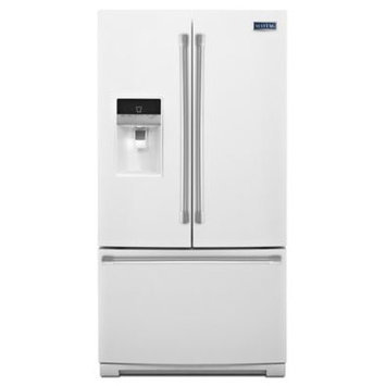 Maytag White French Door Refrigerator