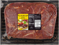 Tyson Beef for Carne Asada Pack