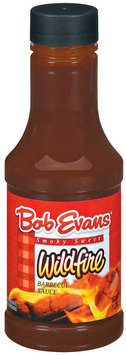 Bob Evans Wildfire Smoky Sweet Barbecue Sauce 19 Oz Plastic Bottle