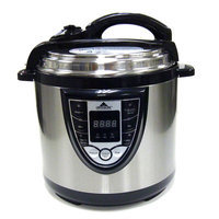 Tectron 8.5-Quart 6 in 1 Multifunction Electric Pressure Cooker