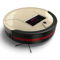 Bobsweep Usa Bobsweep - Pethair Robotic Vacuum - Champagne