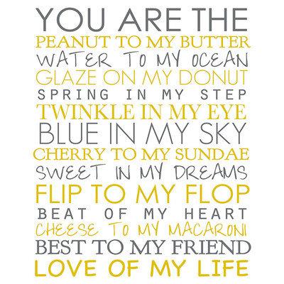 You Are I Wall DA cor