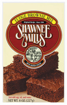 Shawnee Mills Fudge Brownie Mix 8 Oz Packet