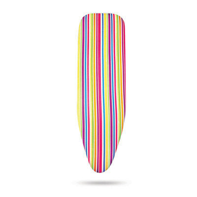 Bonita BC04-80MS Ironing Board Cover With Felt Large In Multi Stripe Print