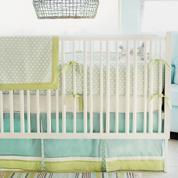 New Arrivals Sprout Crib Bedding Set