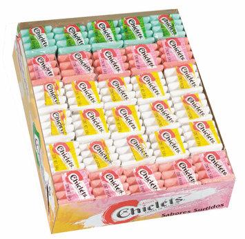 Chiclets Paquetes Gum 60 Pk Box