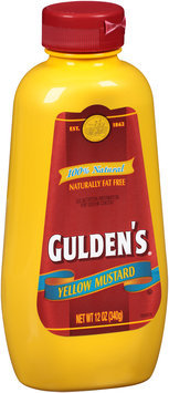Gulden's® Yellow Mustard