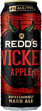 Redd's® Wicked Apple Beer 24 fl. oz. Can