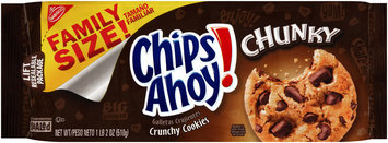Nabisco Chips Ahoy! Chunky Chocolate Chunk Cookies