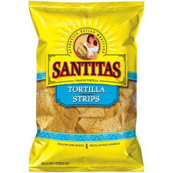 Santitas® White Corn Tortilla Strips 11 oz. Bag