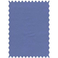 Sheetworld Flannel Fabric by the Yard Color: Denim Blue
