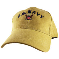 Motorhead Products US Military Logo Cap Branch: Navy